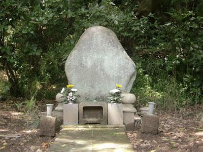竹御所の墓