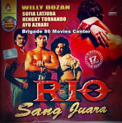 Rio Sang Juara (1989) VCDRip