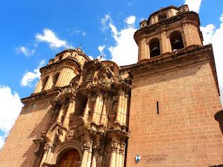 Iglesia de San Pedro, em Cusco