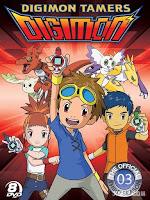 Cuộc Phiêu Lưu Của Những Con Thú Digimon (Phần 3)