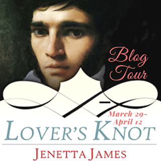 Lover's Knot by Jennetta James - Blog Tour
