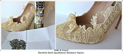 Ayakkabı Süsleme - Ayakkabı Modelleri 4