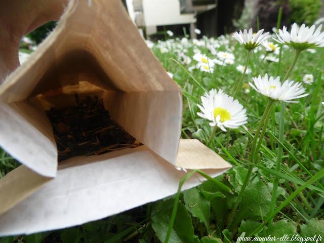 thé 100% naturel - Les Jardins de Lee