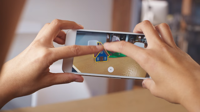 ARCore brings augmented reality on millions of Android devices