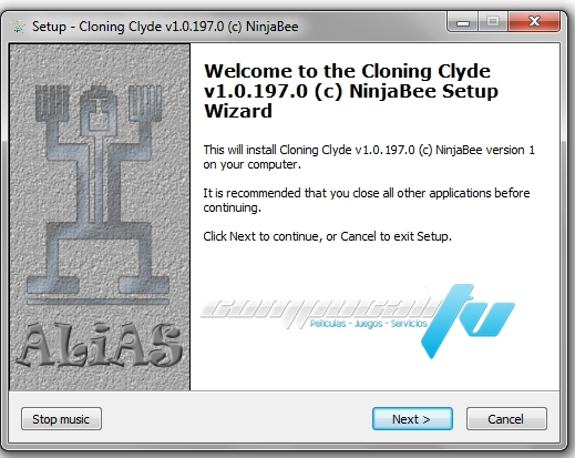 Cloning Clyde v1.0 PC Full ALiAS