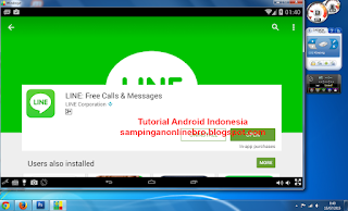 Cara Bermain LINE Let's Get Rich Di Komputer download line