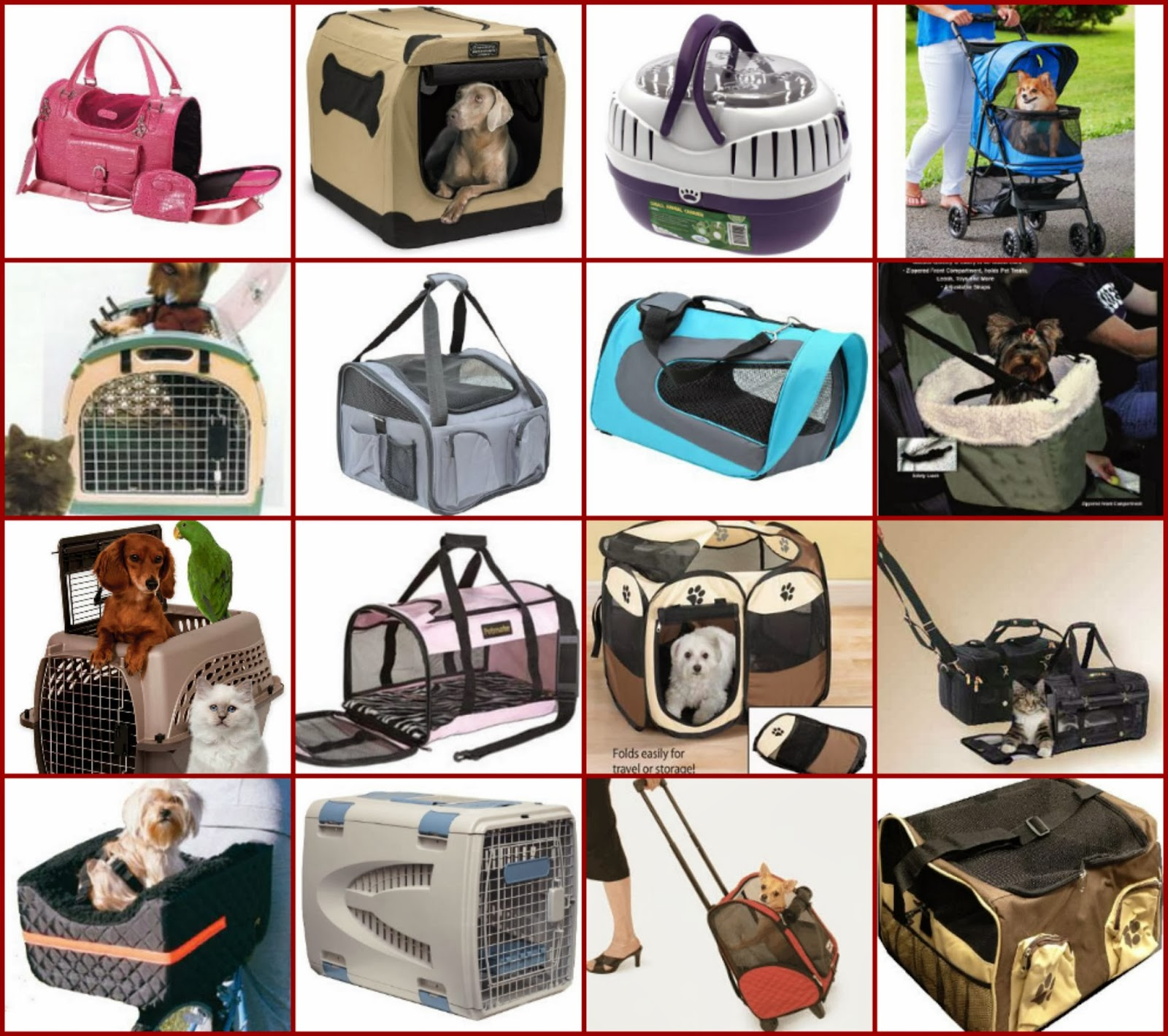 Pet Carriers For Your Dog or Cat