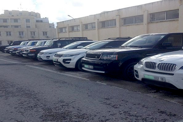 موظفون ضمن شبكة وطنية لتزوير ملفات السيارات