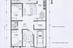 60+ Desain Rumah Minimalis Type 7 X 9 Modern 2019