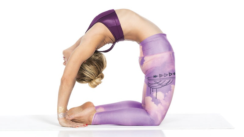 Pigeon Pose (Kapotasana) Yoga Steps and Benefits - Weight ...