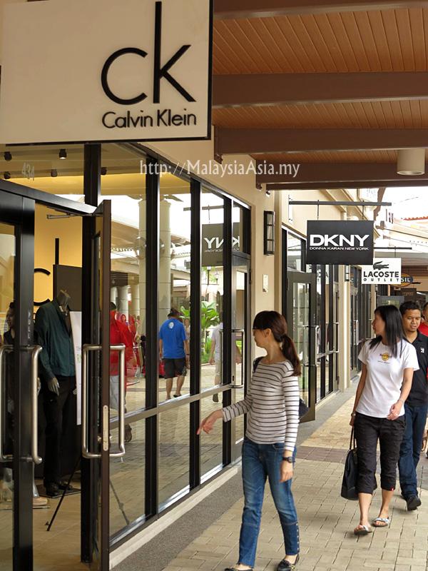 Malaysia Calvin Klein Outlet