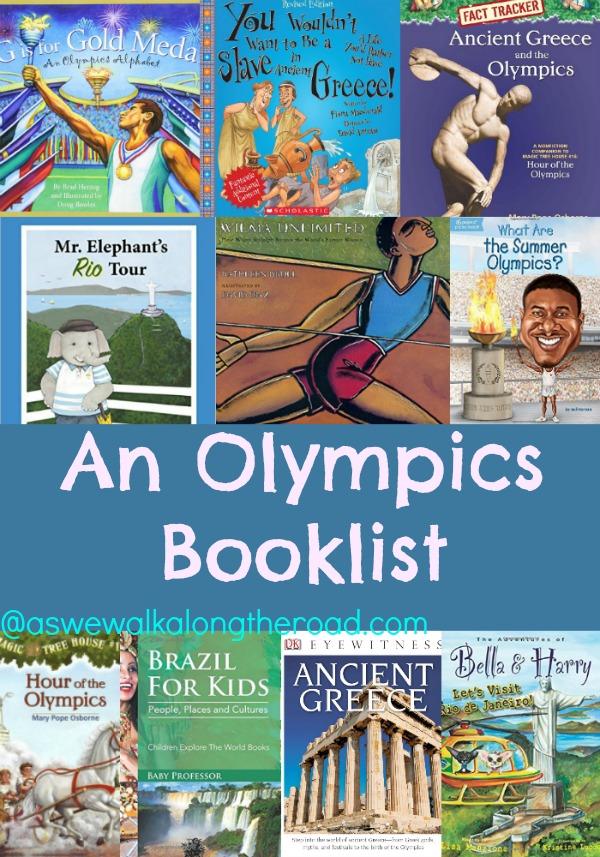 Olympics books