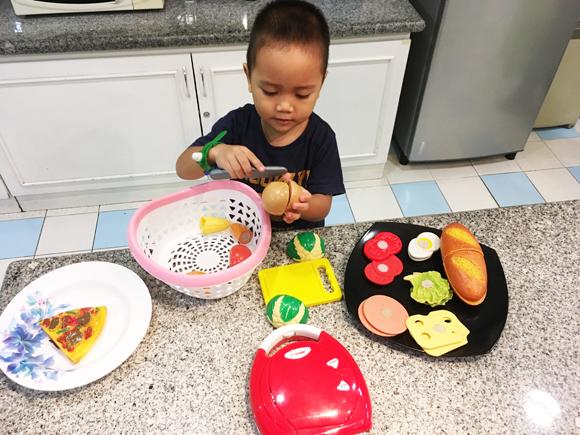 main masak-masakan di kidzania