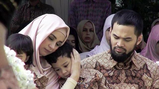 Karena Penyakit Berbahaya ini Mengincar Bayi, Ini Alasan Zaskia Mecca Langsung Sunat Bayinya yang Baru Lahir
