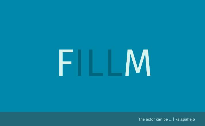 Inkscape Vector Film Tipografi Kalapahejo