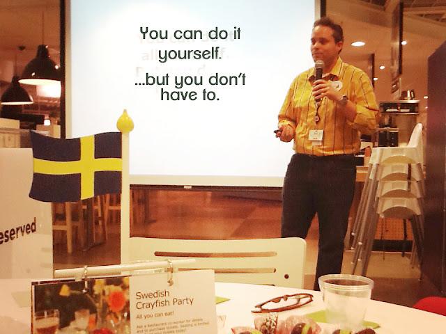 2014 IKEA Catalog Sneak Peek Event
