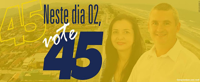 Geraldino Júnior é eleito prefeito de Ilha Comprida