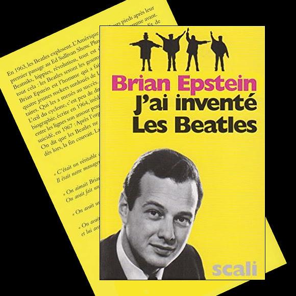 Autobiographie de Brian Epstein, le manager des Beatles