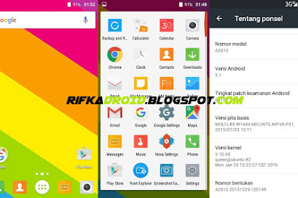 Costum Rom Zopo Color C ZP330 for Lenovo A2010