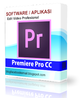 Aplikasi edit video profesional premiere pro CC