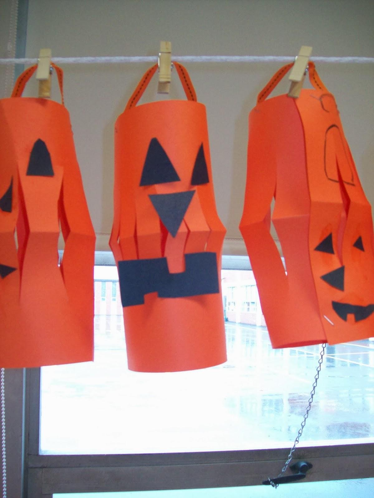 The Busy Life Of Kindergarten Halloween Crafts