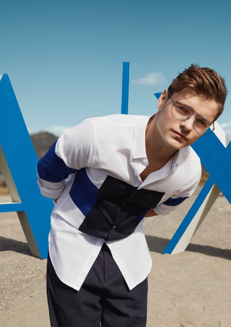 A|X Armani Exchange | Spring Summer 2018 Campaign
