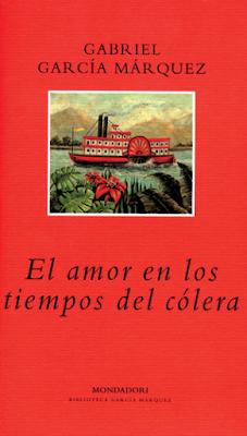 frases de El amor en los tiempos del cólera. Gabriel García Márquez