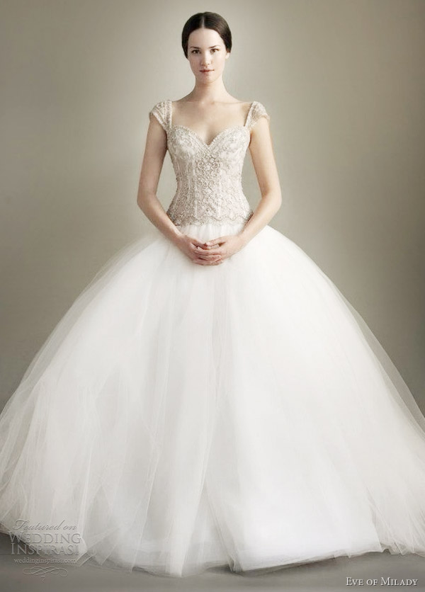 0dd3fa38dac44 Bridal Fashion Show : Ball Gown Wedding Dress