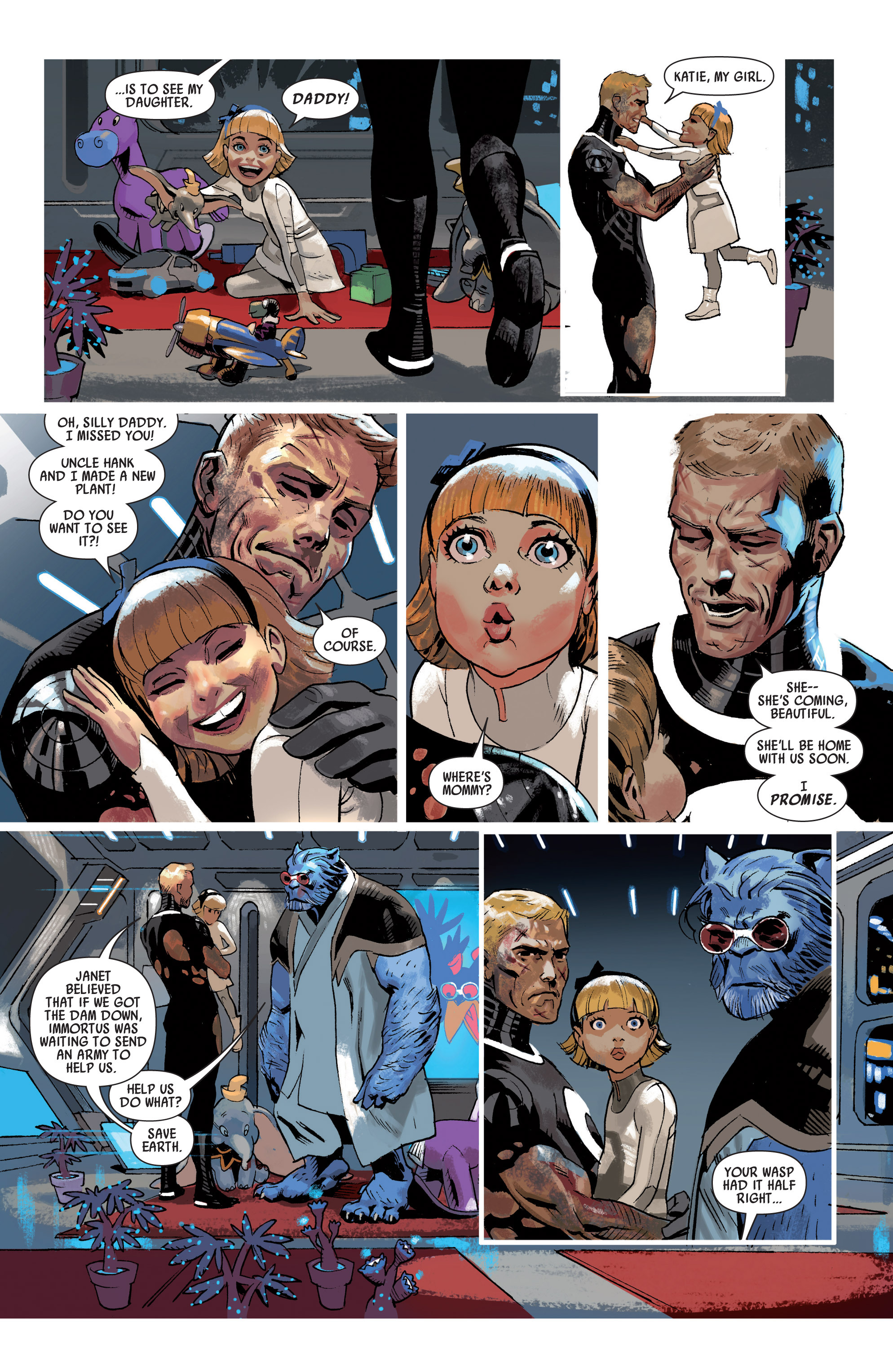 Read online Uncanny Avengers (2012) comic -  Issue #18 - 18