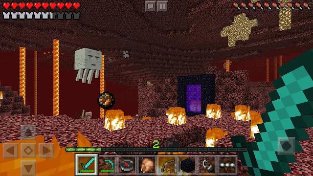 لعبة Minecraft: Pocket Edition v1.5.1.2 مهكرة كاملة للاندرويد (اخر اصدار)