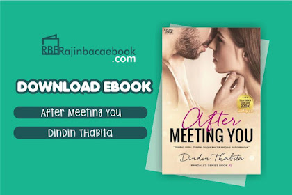 Download Novel After Meeting You by Dindin Thabita Pdf