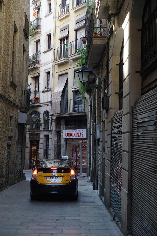 レグミ通り(Carrer del Regomir)
