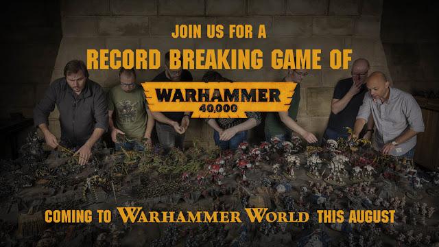 Récord Warhammer 40,000 Apocalypse