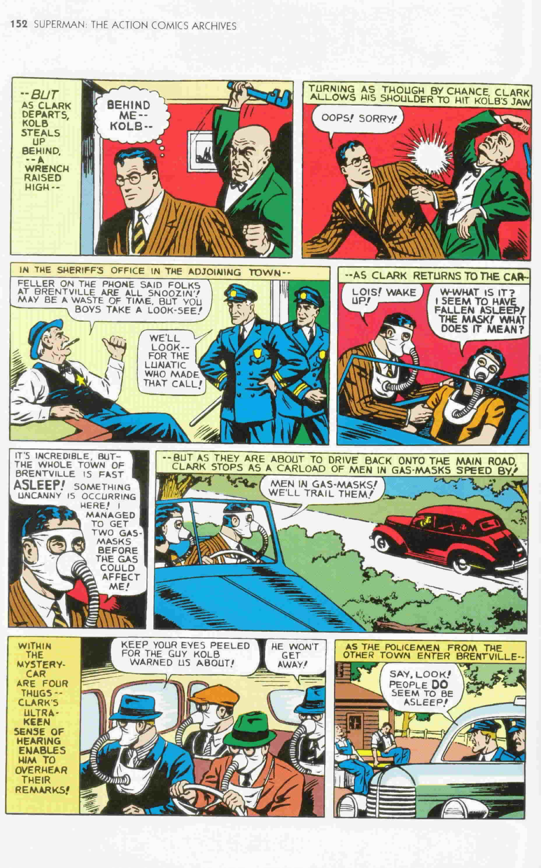 Action Comics (1938) 31 Page 4