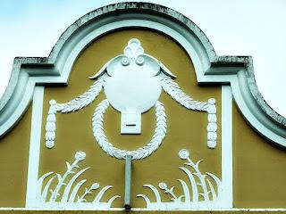 Detalhe da Fachada do Museu Municipal, Arroio do Meio (RS)