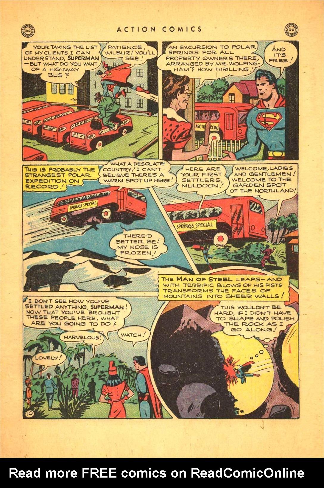 Action Comics (1938) 116 Page 10