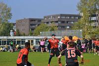 FLAG FOOTBALL - Pink Bowl 2015: Se repite la historia, los Dutch Lions salieron victoriosos de una nueva final ante Walldorf Wanderers