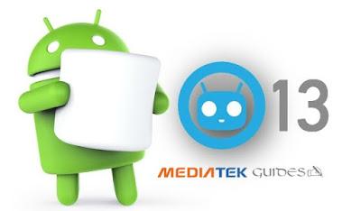 [Ported] Cyanogenmod 13 For All Mediatek MT6582