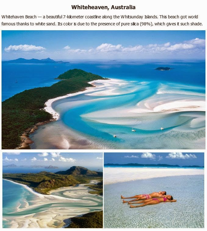 You Definitely Want To Visit These Beaches This Summer (12 pics)