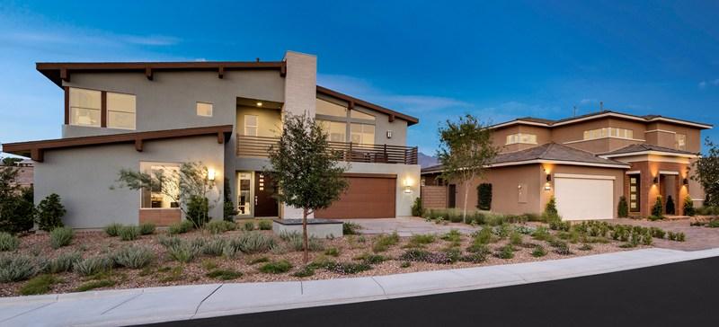 Las Vegas Luxury Homes Modern Las Vegas New Homes for Sale