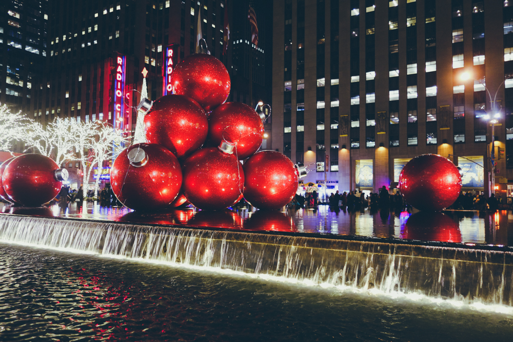 Best Christmas Trees In Nyc