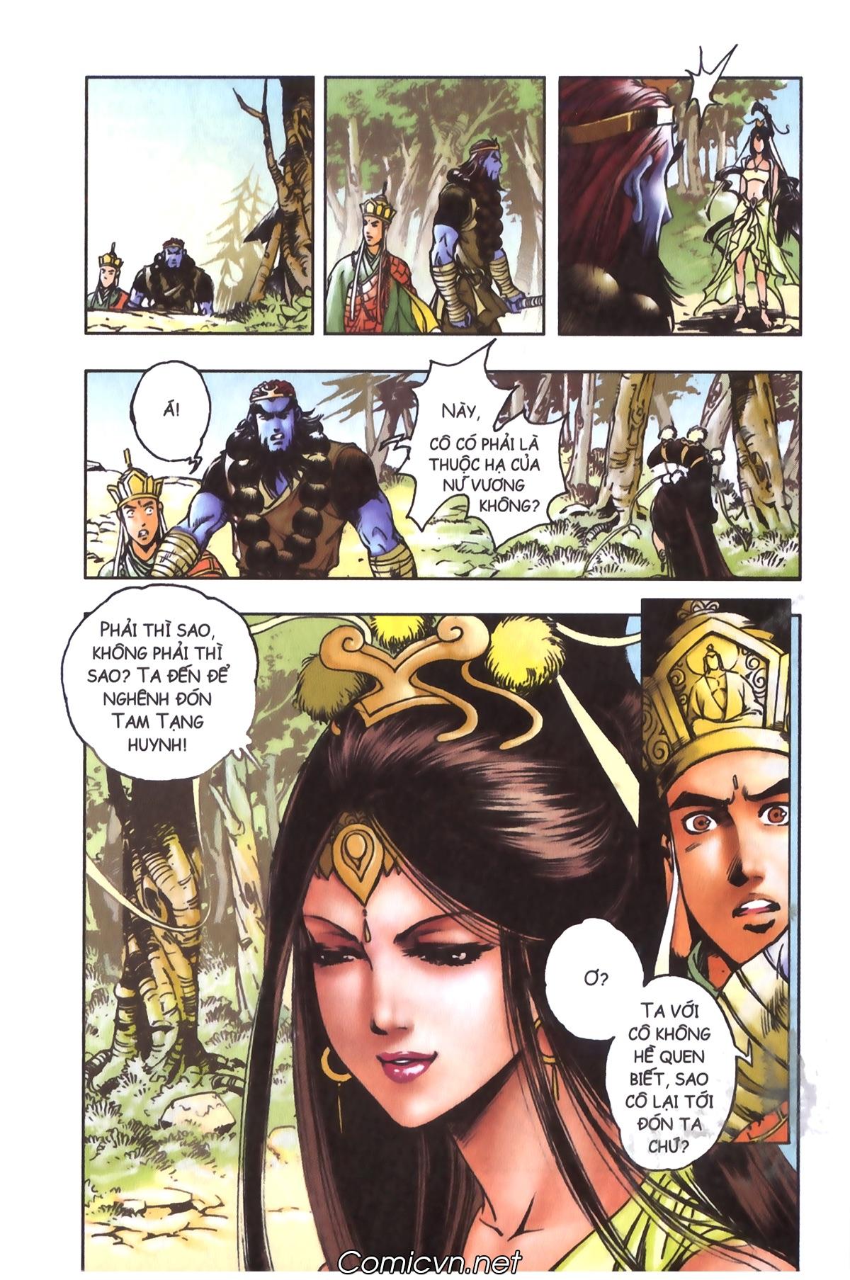 Tây Du Ký màu - Chapter 99 - Pic 12