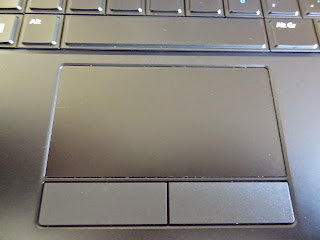 Dell Latitude E7240 touchpad test