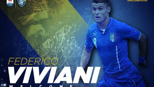 Oficial: Frosinone, llega Viviani