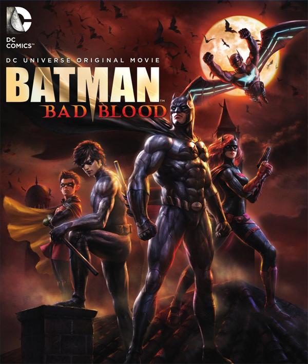 [MASTER แท้มาแล้ว] BATMAN: BAD BLOOD (2016) แบทแมน : สายเลือดแห่งรัตติกาล [1080P HQ] [เสียงไทยมาสเตอร์ 5.1 + อังกฤษ DTS]