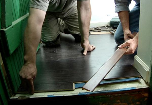 Installing Laminate Flooring over Linoleum