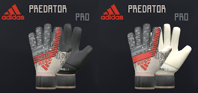 PES 2017 Adidas Predator Pro 2019 by Tisera09
