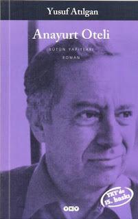 Anayurt Oteli PDF İndir - Yusuf Atılgan