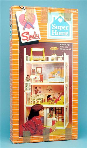Herbie S World Of Kitsch Amp Toys 1983 Sindy Super Home