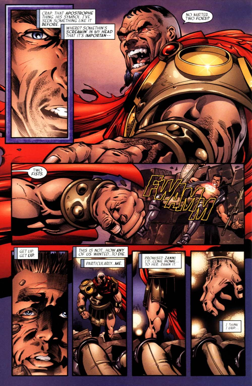 Read online Sigil (2000) comic -  Issue #19 - 10